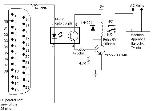 parallel port wiring diagram cat5 port wiring diagram